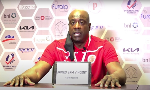 'We will play to win': Vincent