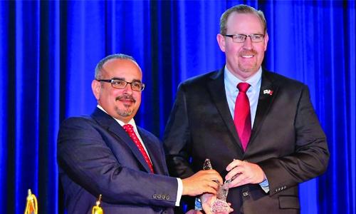 Alba bags Bahrain-US free trade award