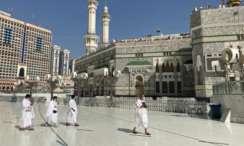 Ramadan amid virus surge and renewed curbs