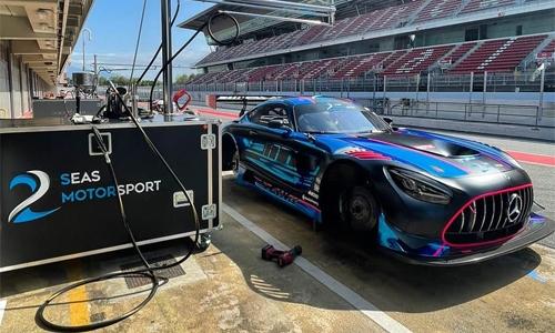 2 Seas Motorsport set for Monza race