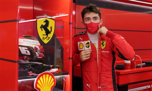 Leclerc would bet on Russell winning in Hamilton's car