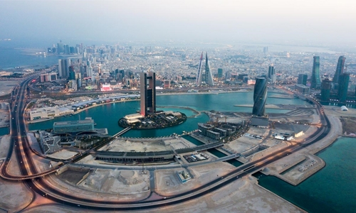 Bahrain is packing a big punch