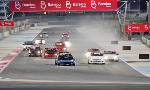 Racing season begins in style