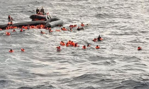 21 migrants die as boat sinks off Tunisia