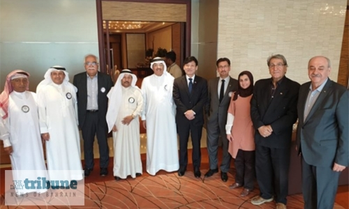 Bahrain-South Korea trade volume crosses $750 million