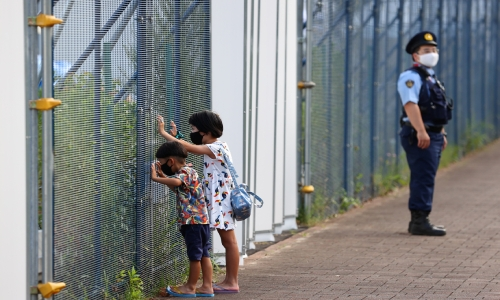 Suicides among Japanese children at record high during pandemic