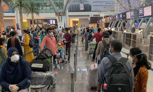 India issues new guidelines for passengers arriving from the UK, Brazil, Europe and Middle East countries