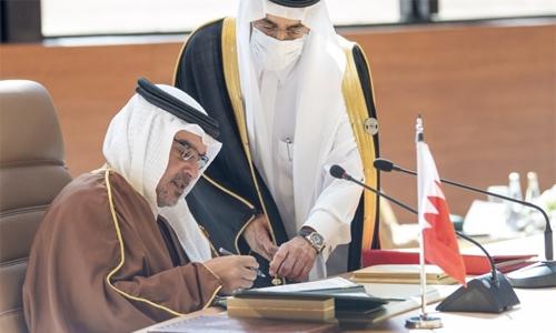 HRH Prince Salman calls for GCC unity to confront regional challenges