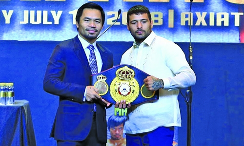 Matthysse will not be Pacquiao's final fight