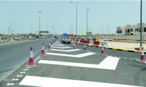 Jasra interchange now handles 120,000 vehicles per day