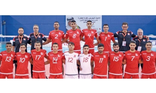 FIVB U21 Worlds cements Bahrain's status as international sporting destination: Shaikh Khalid