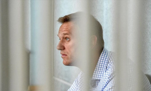 Russia expected to outlaw opposition leader Navalny's groups