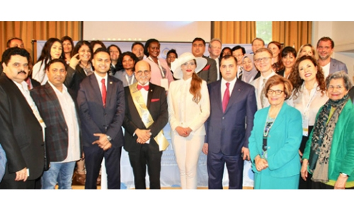 WHD, UPF hold inaugural Trilateral Global Summit in London