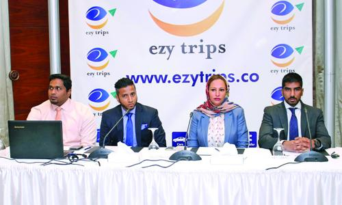 EZYTRIPS establishes  operation in Bahrain