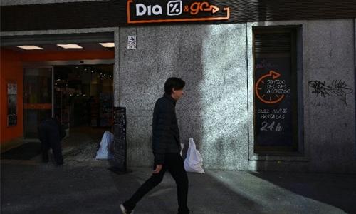 Spanish supermarket Dia to slash jobs after 'turbulent' year