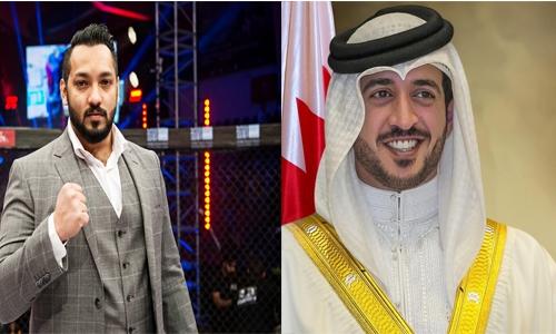 BRAVE CF President hails HH Shaikh Khalid's vision