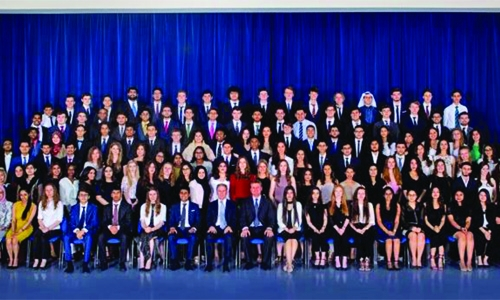 St Christopher's honours outstanding students