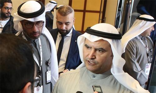 Kuwait expects oil market to rebalance