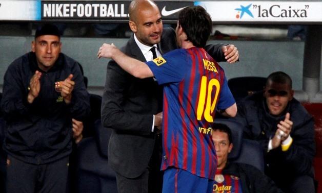 Messi, Guardiola donate one million euros to battle virus