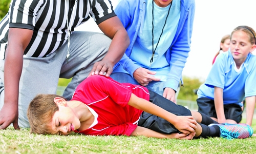 Serious knee injuries increasing in kids
