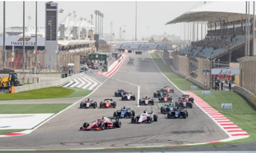 F2 driver line-up all set for season-opener in Bahrain