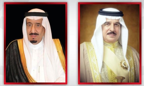 HM King congratulates Saudi Monarch on 41st GCC Summit success