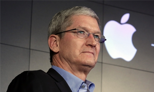 China warns Apple against support of HK protesters