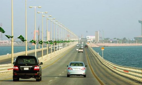 Two bridges to connect KSA with Bahrain, Qatar