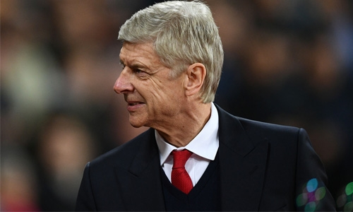 Wenger wants to stay on at Arsenal