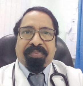 First COVID death among medical fraternity
