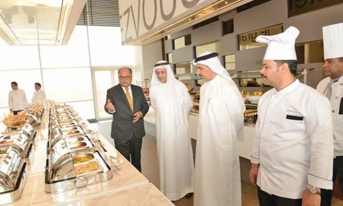 Bahrain Cinema Company opens  new restaurant in Wadi Al Sail