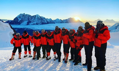 Bahrain all set to conquer Mount Everest !