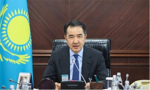 Kazakhstan former PM named leader's top aide