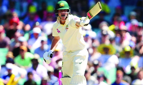Smith, Khawaja put  Aussies in control
