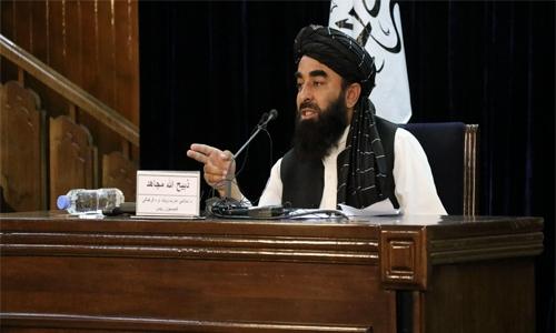 We will allow girls back in school as soon as possible: Taliban