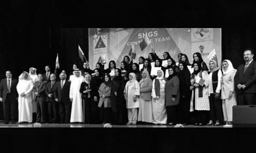 Future looks bright in young hands, says Shaikha Hessa