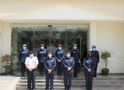 Royal academy values police directorates ties