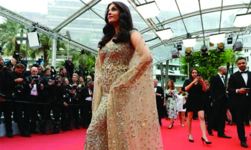 Aishwarya Rai: When Bollywood came to Cannes