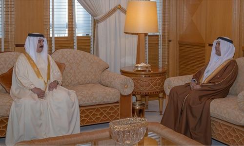 HM King praises Arab Parliament's key role
