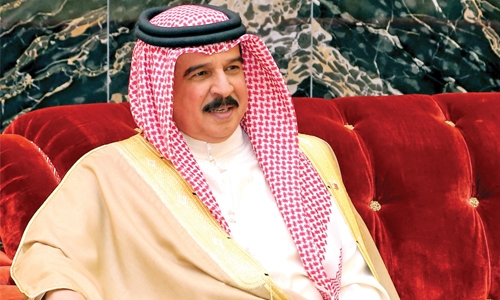 King Hamad global centre launch today