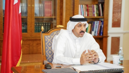 Bahrain's support for Syrian refugees highlighted