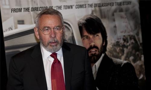 """CIA agent Tony Mendez, hero of film """"Argo,"""" dead at 78"""