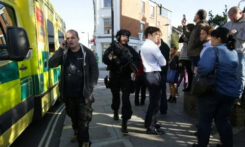 Two more arrests in Wales over London Underground bombing
