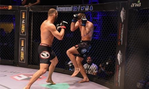 Anton Turkalj earns brutal 13s knockout, fastest in BRAVE CF history