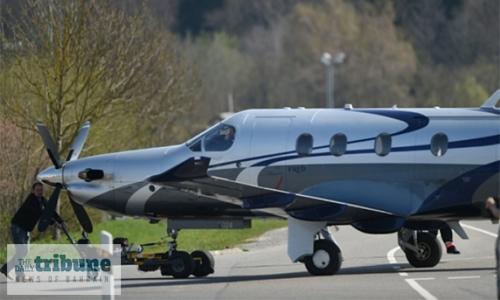 Plane crash kills nine, injures three