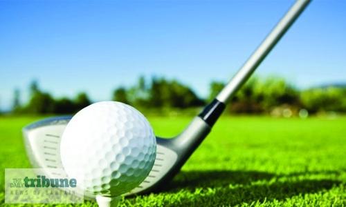 Owen, Towndrow take overnight lead in KHT golf