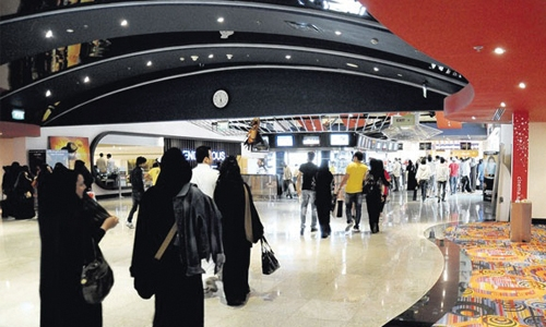 98pc of cinemagoers in Bahrain are from Saudi: Top official