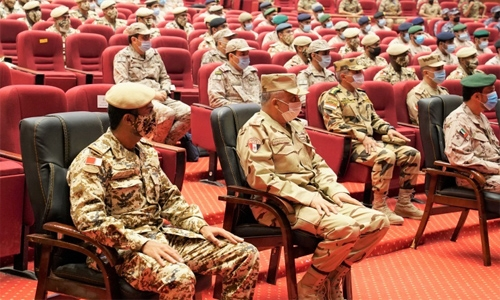 BDF participates in Egypt joint Arab drill