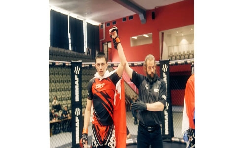 Team Bahrain begins MMA World Cup with two wins