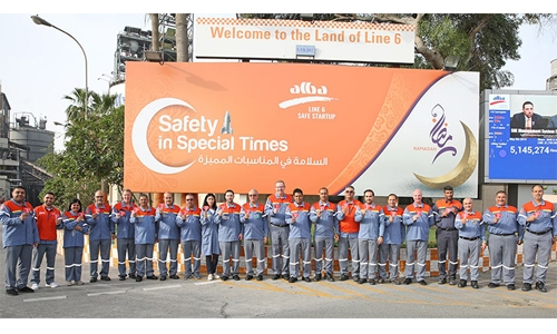 Alba marks 5 million working-Hours without LTI